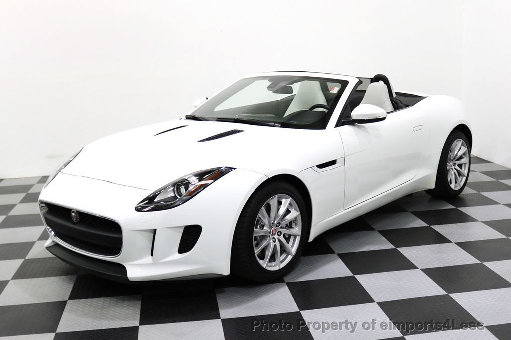 2016 Jaguar F-TYPE CERTIFIED F-TYPE 6 SPEED MANUAL TRANSMISSION - 17932972 - 13