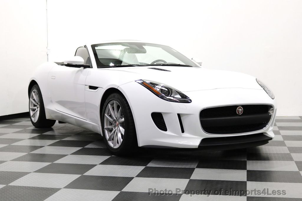 2016 Jaguar F-TYPE CERTIFIED F-TYPE 6 SPEED MANUAL TRANSMISSION - 17932972 - 14