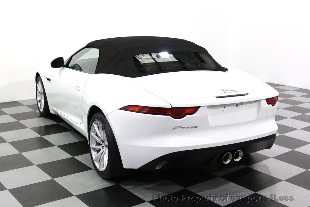 2016 Jaguar F-TYPE CERTIFIED F-TYPE 6 SPEED MANUAL TRANSMISSION - 17932972 - 15