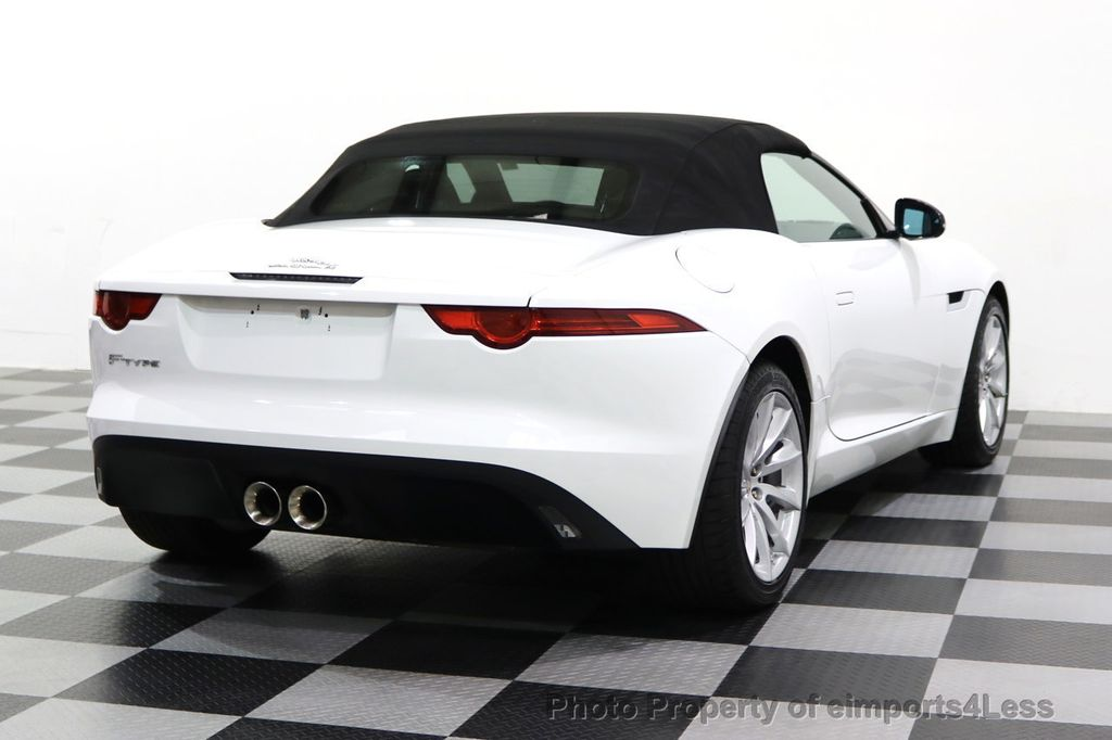 2016 Jaguar F-TYPE CERTIFIED F-TYPE 6 SPEED MANUAL TRANSMISSION - 17932972 - 17