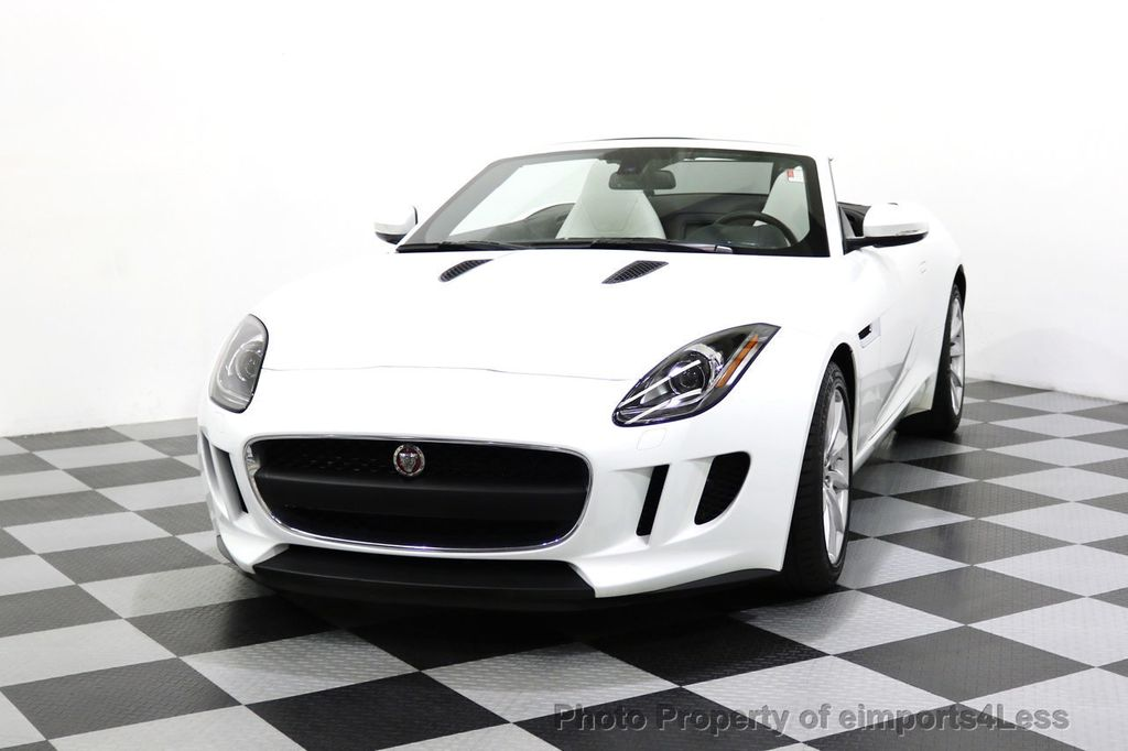 2016 Jaguar F-TYPE CERTIFIED F-TYPE 6 SPEED MANUAL TRANSMISSION - 17932972 - 28