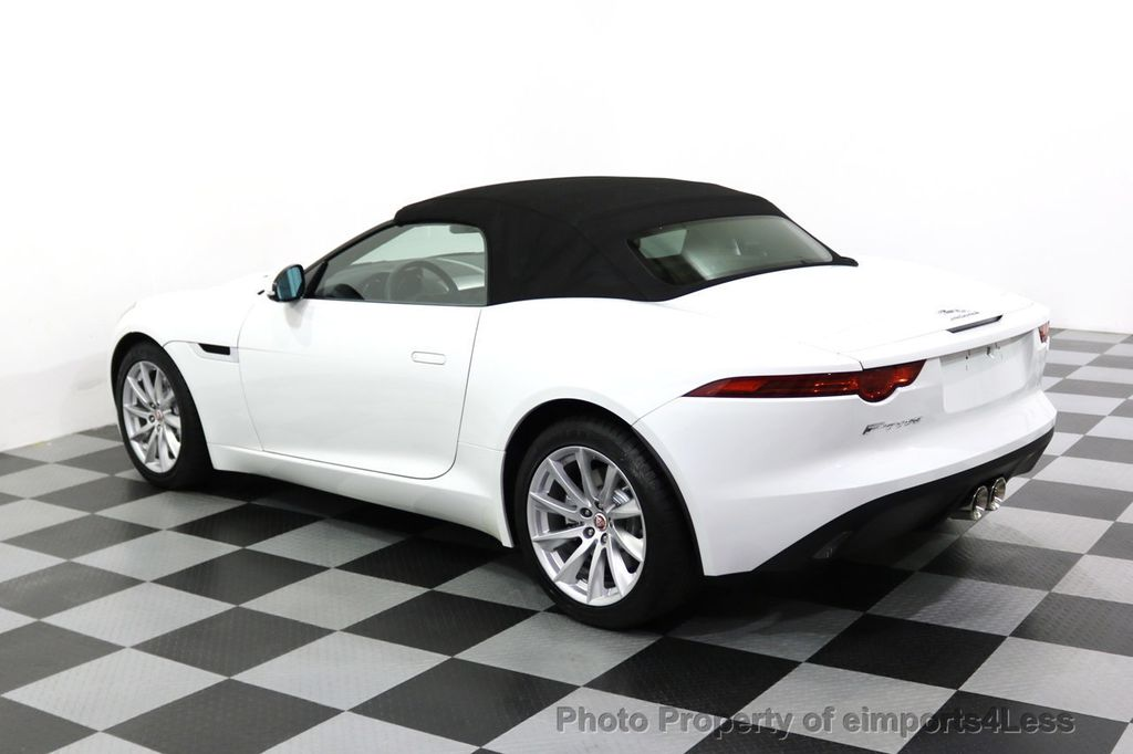 2016 Jaguar F-TYPE CERTIFIED F-TYPE 6 SPEED MANUAL TRANSMISSION - 17932972 - 30