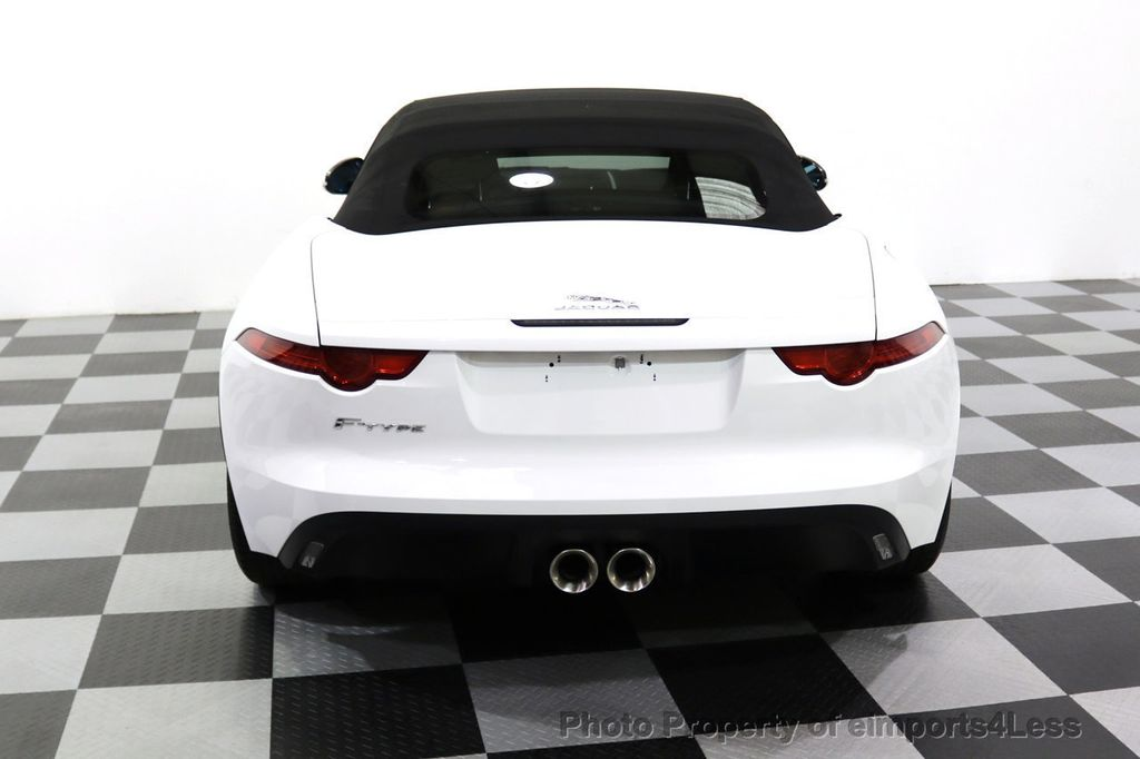2016 Jaguar F-TYPE CERTIFIED F-TYPE 6 SPEED MANUAL TRANSMISSION - 17932972 - 31