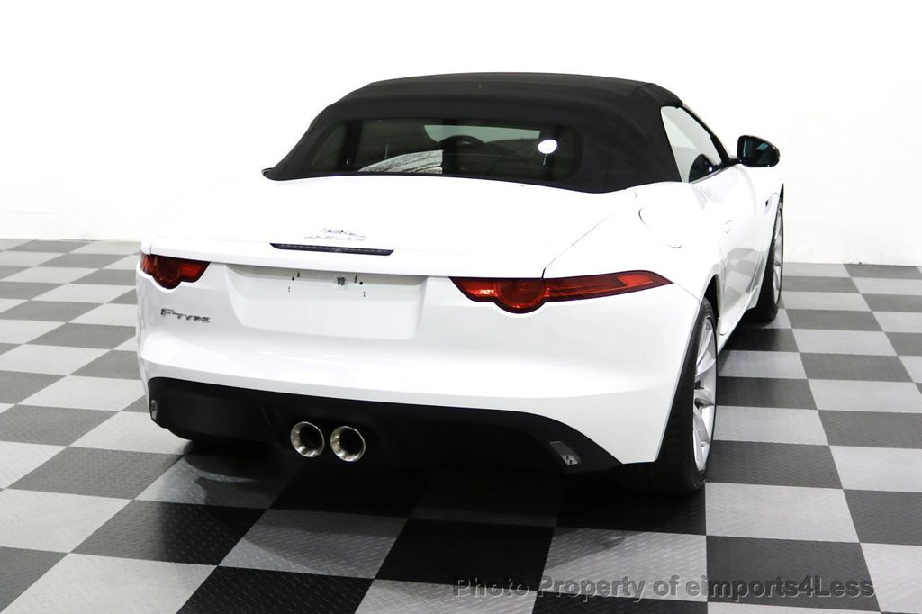 2016 Jaguar F-TYPE CERTIFIED F-TYPE 6 SPEED MANUAL TRANSMISSION - 17932972 - 32