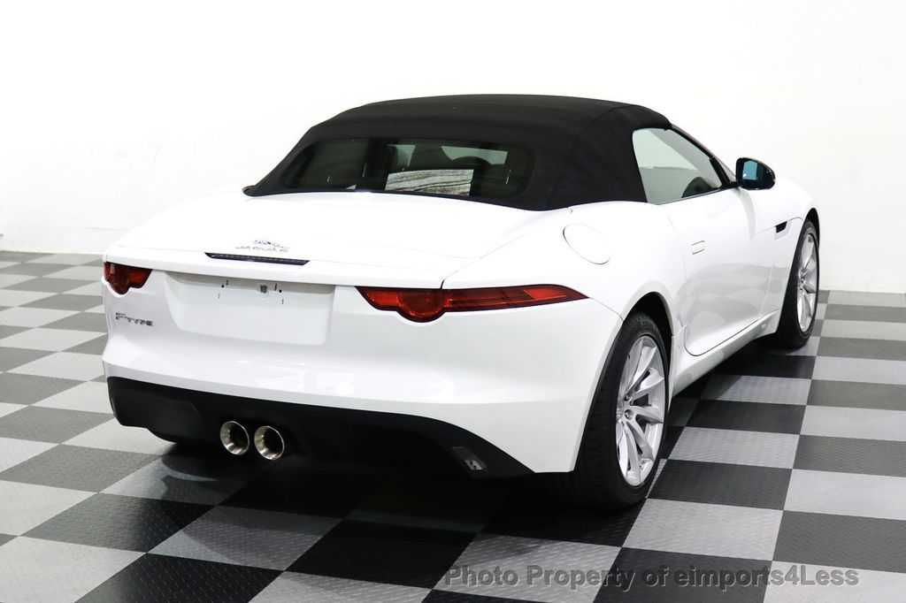 2016 Jaguar F-TYPE CERTIFIED F-TYPE 6 SPEED MANUAL TRANSMISSION - 17932972 - 3