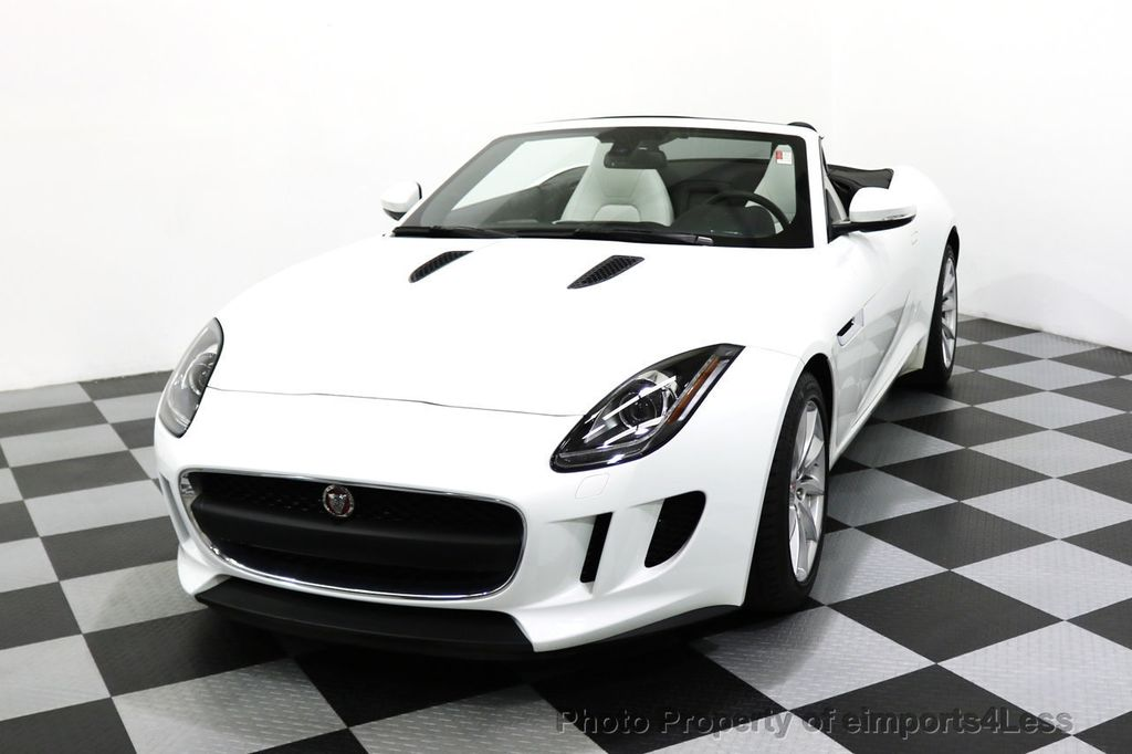 2016 Jaguar F-TYPE CERTIFIED F-TYPE 6 SPEED MANUAL TRANSMISSION - 17932972 - 43