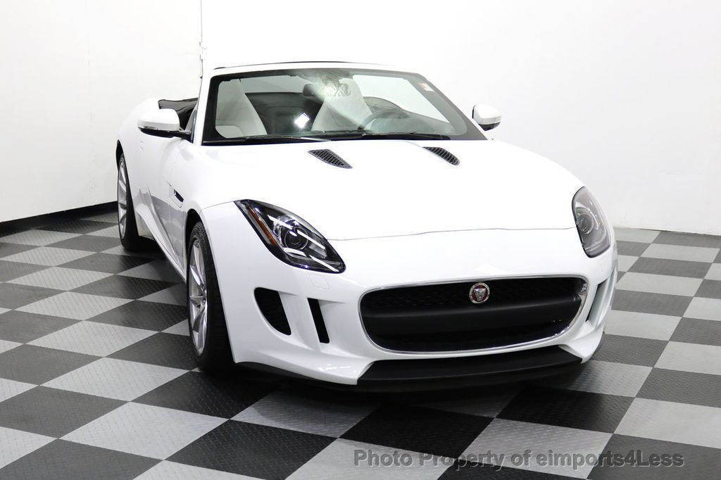 2016 Jaguar F-TYPE CERTIFIED F-TYPE 6 SPEED MANUAL TRANSMISSION - 17932972 - 45