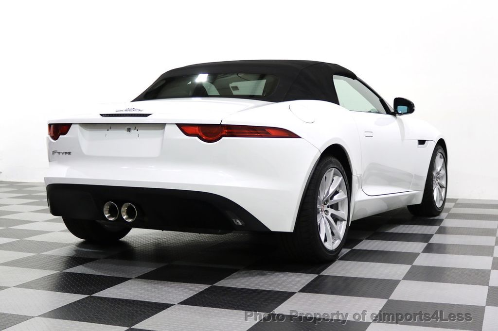 2016 Jaguar F-TYPE CERTIFIED F-TYPE 6 SPEED MANUAL TRANSMISSION - 17932972 - 53