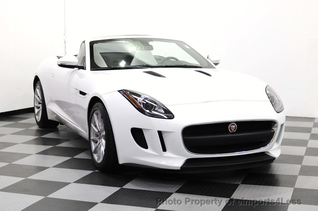 2016 Jaguar F-TYPE CERTIFIED F-TYPE 6 SPEED MANUAL TRANSMISSION - 17932972 - 54