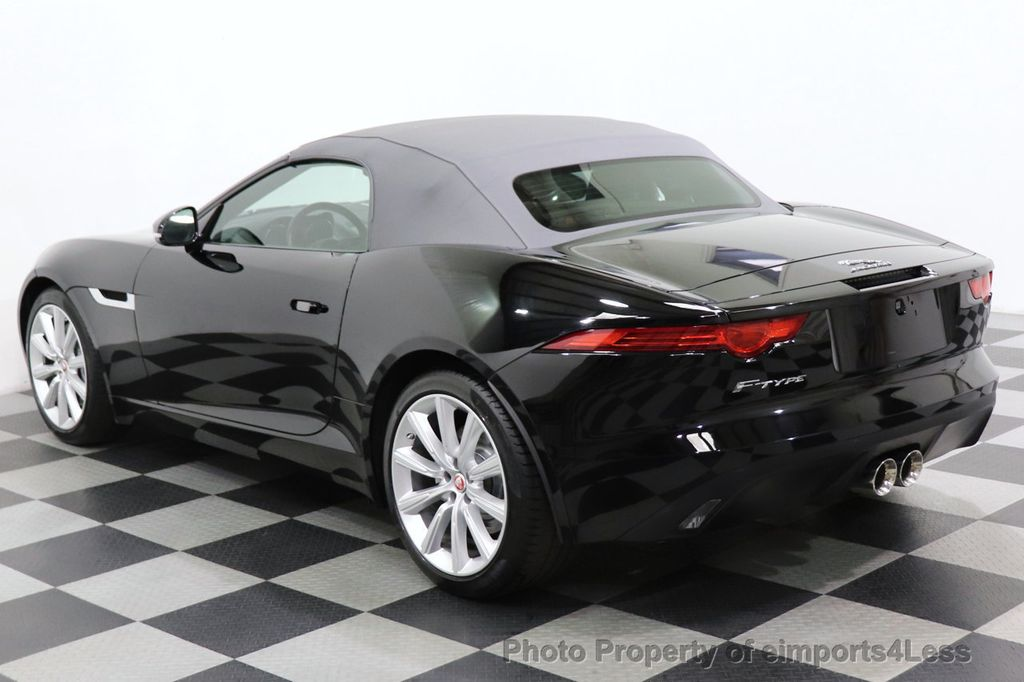 2016 Jaguar F-TYPE CERTIFIED F-TYPE 6 SPEED NAVIGATION CAMERA HEATED SEATS - 18678050 - 21
