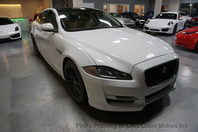 2016 Jaguar XJ 4dr Sedan R-Sport AWD - 19433078 - 3
