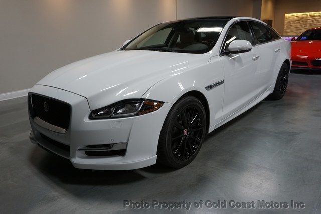 2016 Jaguar XJ 4dr Sedan R-Sport AWD - 19433078 - 4