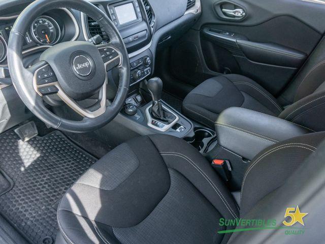 2016 Jeep Cherokee 4WD 4dr Latitude - 18284670 - 11