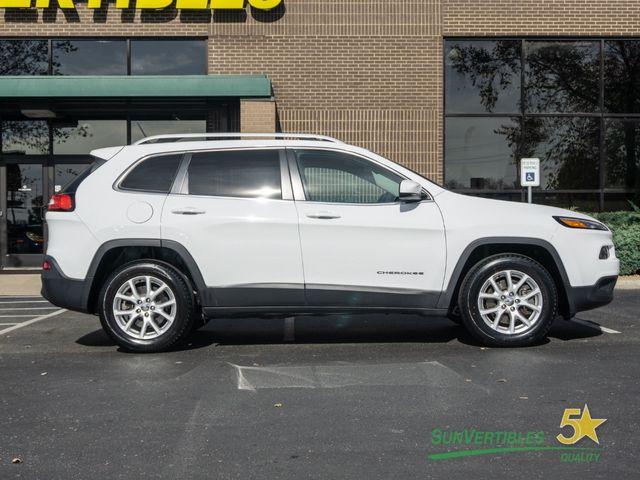 2016 Jeep Cherokee 4WD 4dr Latitude - 18284670 - 1