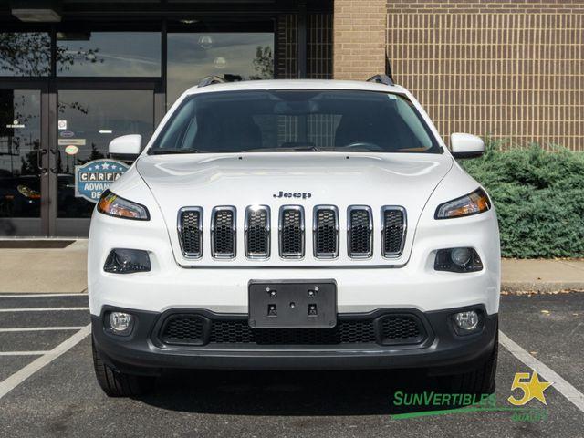 2016 Jeep Cherokee 4WD 4dr Latitude - 18284670 - 3