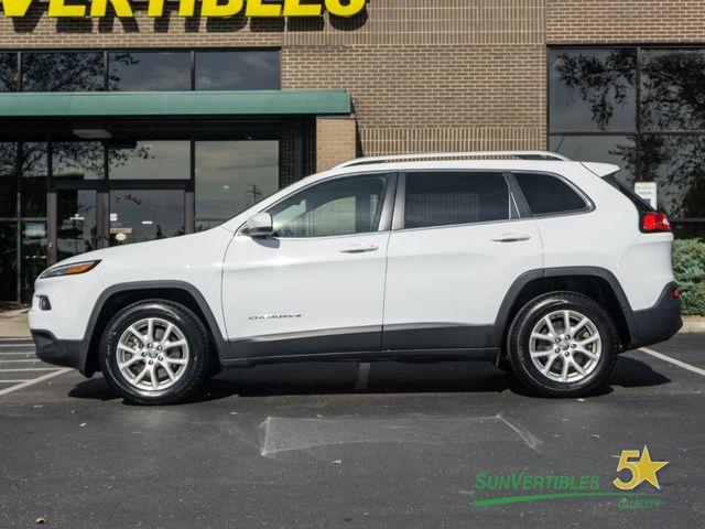 2016 Jeep Cherokee 4WD 4dr Latitude - 18284670 - 6