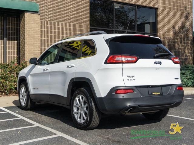 2016 Jeep Cherokee 4WD 4dr Latitude - 18284670 - 7