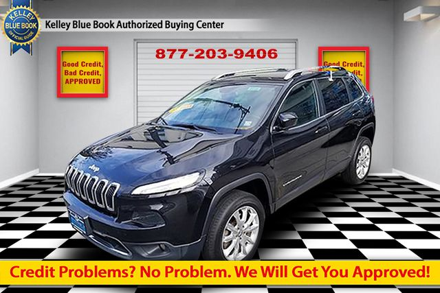 2016 Jeep Cherokee 4WD 4dr Limited - 18102878 - 0