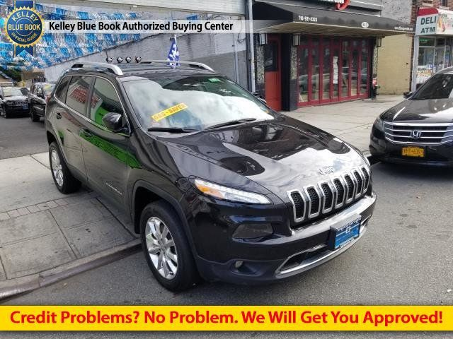 2016 Jeep Cherokee 4WD 4dr Limited - 18102878 - 1