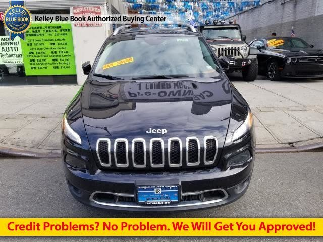 2016 Jeep Cherokee 4WD 4dr Limited - 18102878 - 2