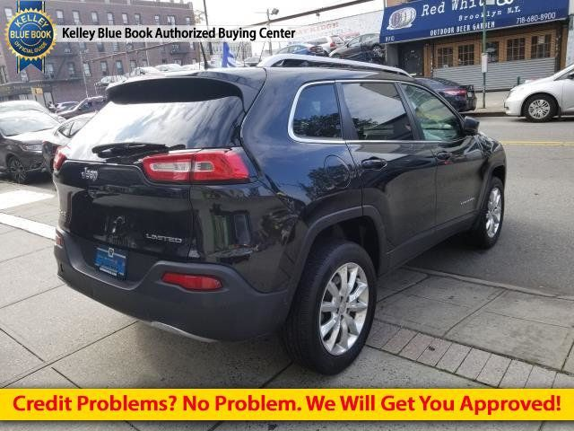 2016 Jeep Cherokee 4WD 4dr Limited - 18102878 - 4