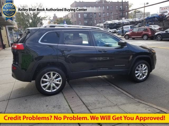2016 Jeep Cherokee 4WD 4dr Limited - 18102878 - 6