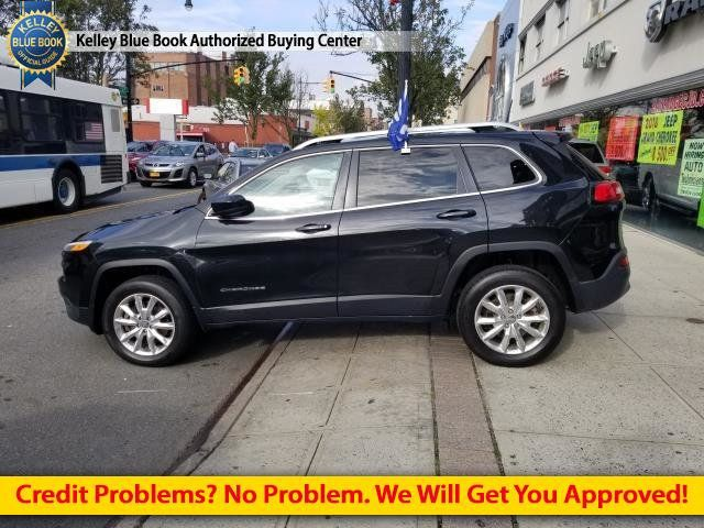 2016 Jeep Cherokee 4WD 4dr Limited - 18102878 - 7