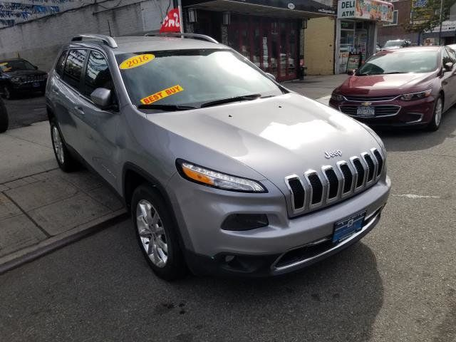 2016 Jeep Cherokee 4WD 4dr Limited - 18179770 - 1