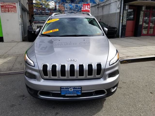 2016 Jeep Cherokee 4WD 4dr Limited - 18179770 - 2