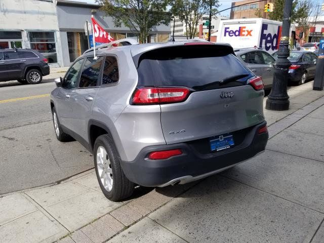 2016 Jeep Cherokee 4WD 4dr Limited - 18179770 - 3