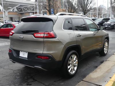 2016 Jeep Cherokee 4WD 4dr Limited SUV - Click to see full-size photo viewer