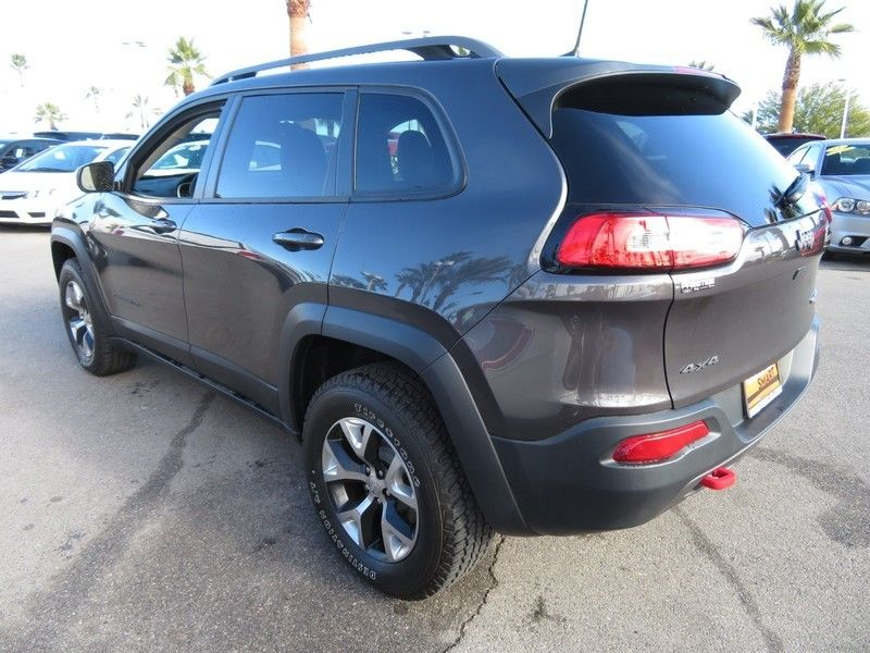 2016 Jeep Cherokee 4WD 4dr Trailhawk - 17153440 - 9