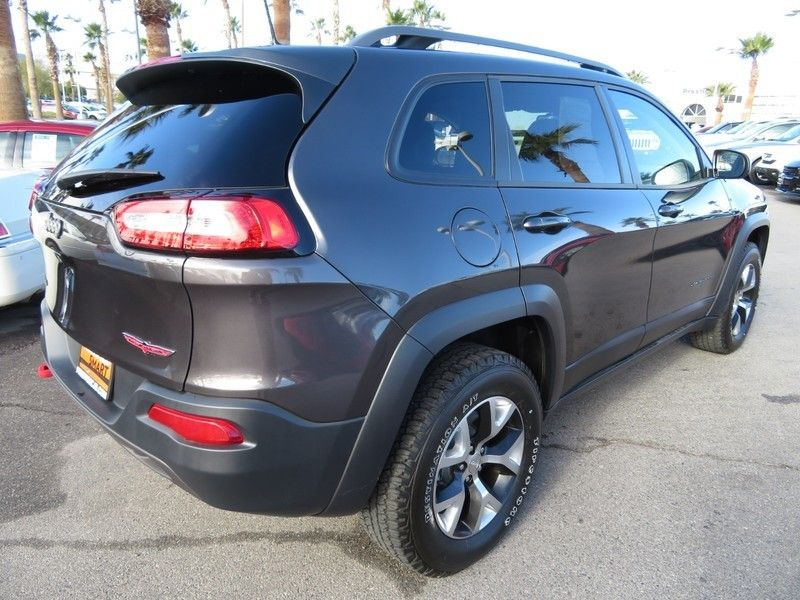 2016 Jeep Cherokee 4WD 4dr Trailhawk - 17153440 - 11