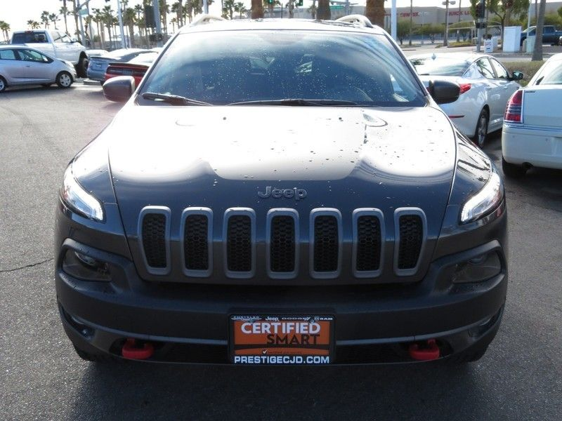 2016 Jeep Cherokee 4WD 4dr Trailhawk - 17153440 - 1