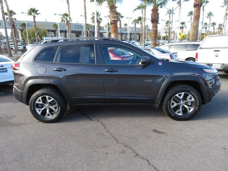 2016 Jeep Cherokee 4WD 4dr Trailhawk - 17153440 - 3
