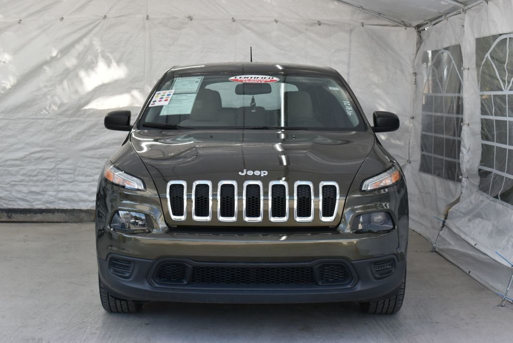 2016 Jeep Cherokee FWD 4dr Altitude - 18637824 - 2