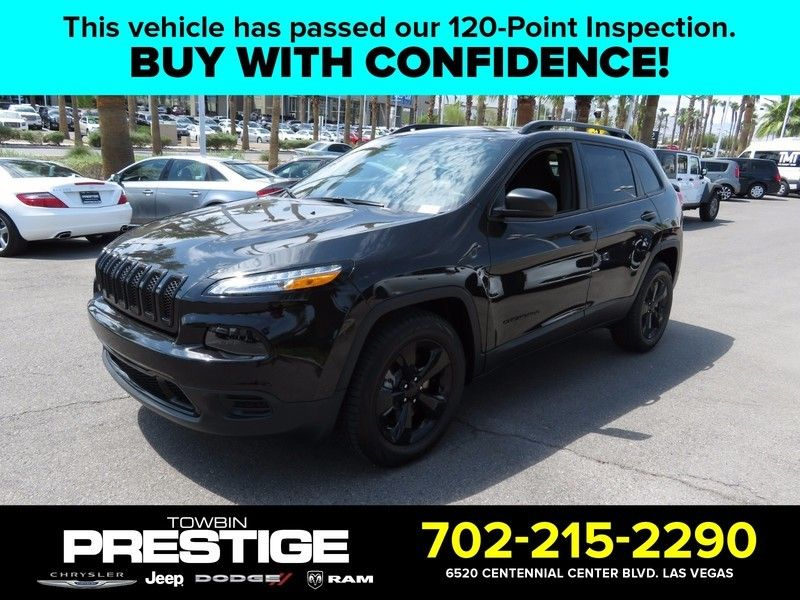 2016 Jeep Cherokee FWD 4dr Altitude - 16772225 - 0