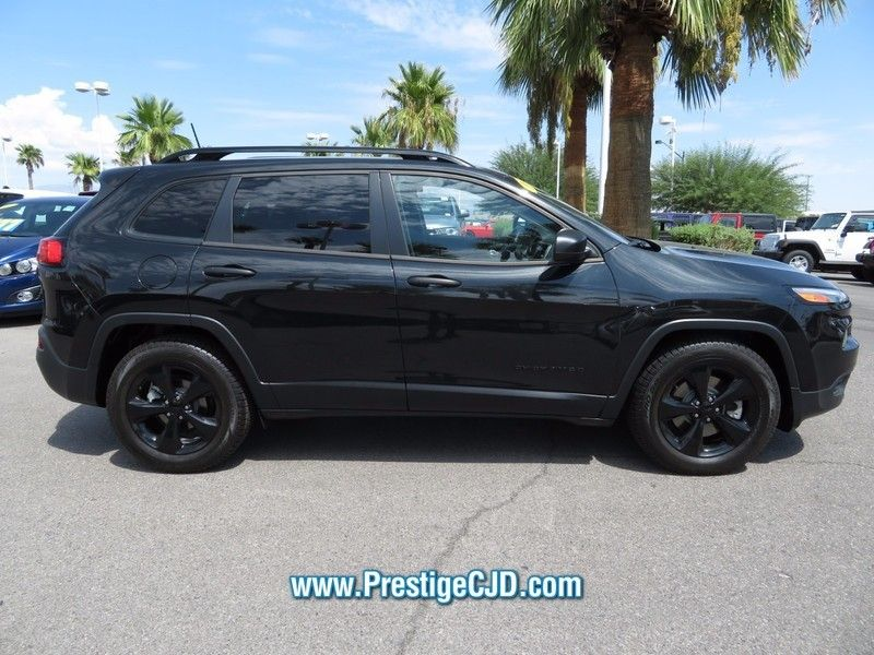 2016 Jeep Cherokee FWD 4dr Altitude - 16772225 - 3