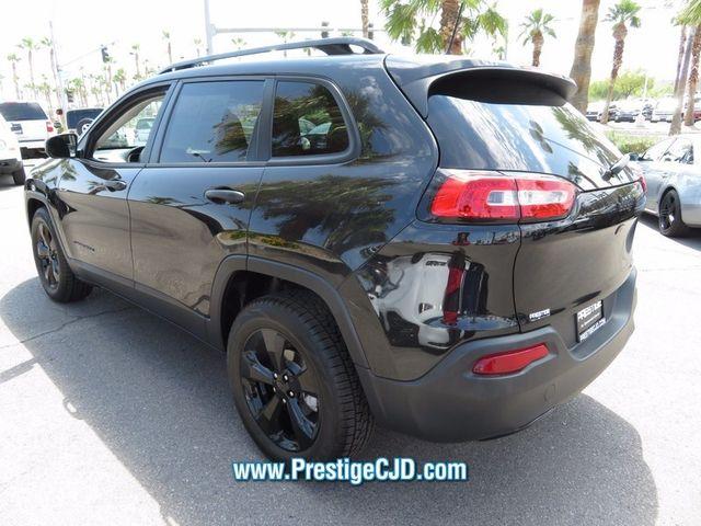 2016 Jeep Cherokee Fwd 4dr Altitude Suv For Sale Las Vegas