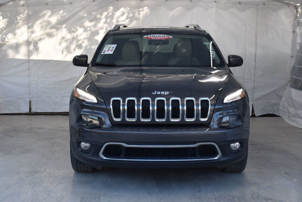 2016 Jeep Cherokee FWD 4dr High Altitude - 17103410 - 3
