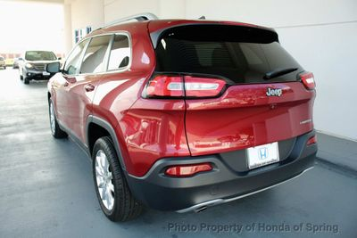 2016 Jeep Cherokee FWD 4dr High Altitude SUV - Click to see full-size photo viewer