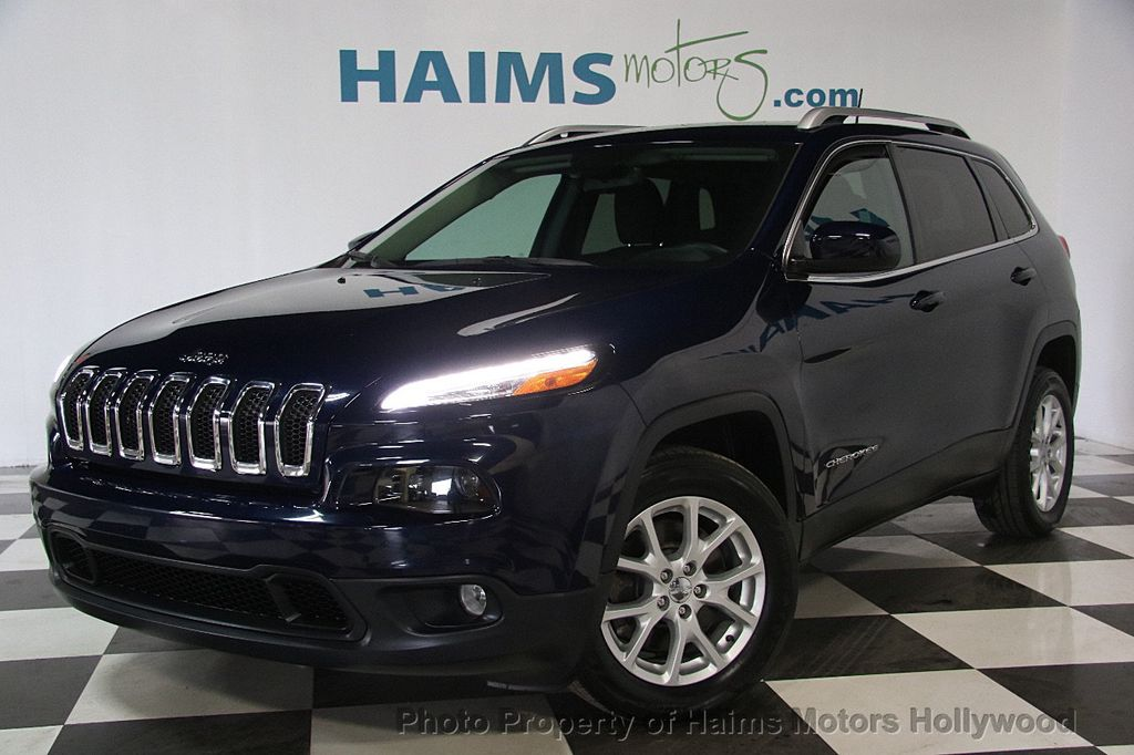 2016 used jeep cherokee fwd 4dr latitude at haims motors serving
