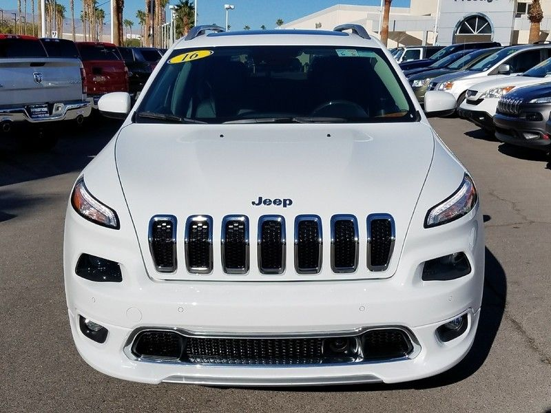 2016 Jeep Cherokee FWD 4dr Overland - 17088789 - 1