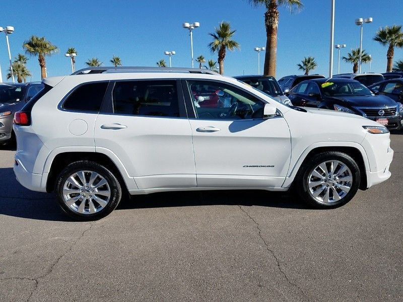 2016 Jeep Cherokee FWD 4dr Overland - 17088789 - 3