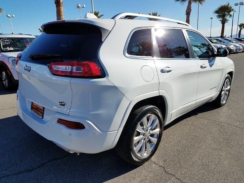 2016 Jeep Cherokee FWD 4dr Overland - 17088789 - 4