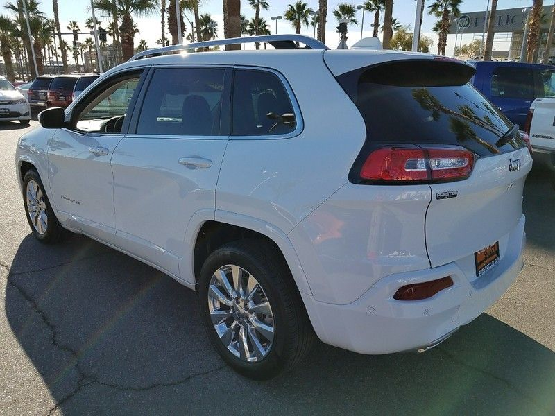 2016 Jeep Cherokee FWD 4dr Overland - 17088789 - 7