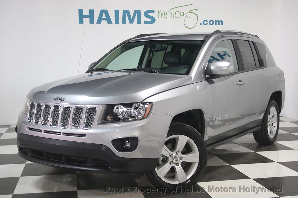 2016 Jeep Compass 4WD 4dr Latitude - 16104675 - 0