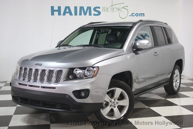 Used Jeep Compass Latitude At Haims Motors Serving