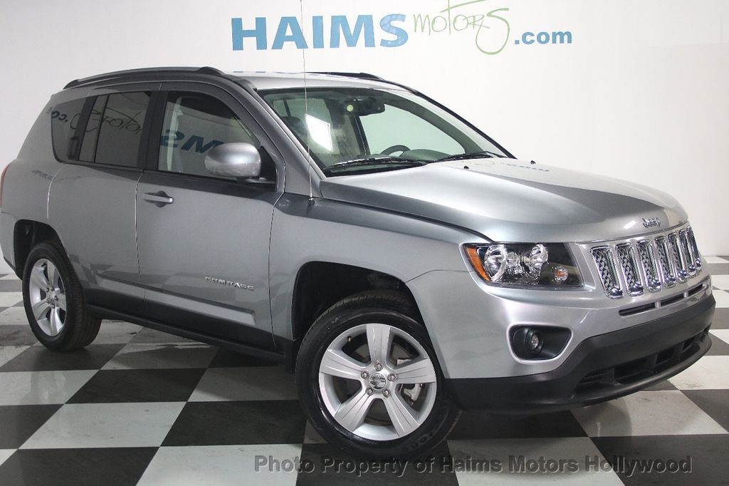 2016 Jeep Compass 4WD 4dr Latitude - 16104675 - 2