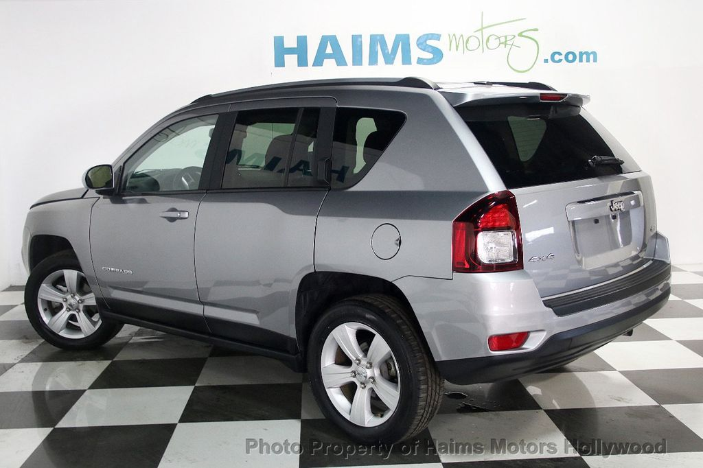 2016 Jeep Compass 4WD 4dr Latitude - 16104675 - 3